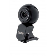 Camera web Ibox VS-1B Pro True 1.3 MP USB 2.0 Black