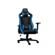 Digital Design Silla Gamer Champion Blue, Negro/Azul