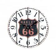 Harley US 66 falióra