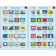 Set 10 Puzzle-uri Read and Look 21 -30 EN 10 piese Larsen LRRA11
