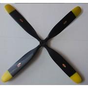 Generic propeller parts for F4U-4 Corsair warbird EPO 1200mm