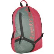 Fastrack 14 inch Laptop Backpack(Grey, Red)