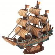 3D Modelo de barco hecho a mano en miniatura de juguete - San Felipe