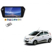 7 Inch Full HD Bluetooth LED Video Monitor Screen with USB and Bluetooth For Hyundai Eon