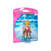 FITNESS INSTRUCTOR PLAYMOBIL 6827