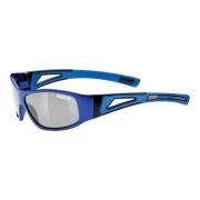 Uvex Occhiale sole Uvex Sportstyle 509 (Colore: blu-azzurro, Taglia: UNI)