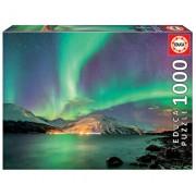 Puzzle Aurora Borealis, 1000 piese