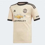 Гостевая игровая футболка Манчестер Юнайтед adidas Performance None 164