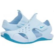 Nike Sunray Protect 2 (Little KidBig Kid) Cobalt TintNeo Turquoise