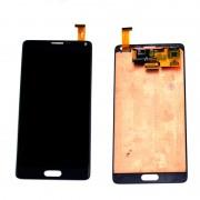 Ecran Lcd Avec Vitre Tactile Pour Samsung Galaxy Note 4 Sm-N910 Noir