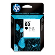 HP 88 Black Ink Cartridge Goes into the OfficeJet Pro K550 Series Printer