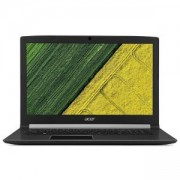 Лаптоп, Acer Aspire 7, A715-72G-708F, Intel Core i7- 8750H (up to 4.10GHz, 9MB), 15.6 инча FullHD (1920x1080) Anti-Glare, HD Cam, NH.GXBEX.012