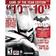 BATMAN: ARKHAM CITY - GAME OF THE YEAR EDITION (GOTY) - STEAM - PC - WORLDWIDE