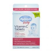 VITAMIN C (Zitronen Geschmack ) 25mg 125 Tabletten fr Baby