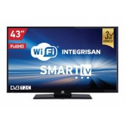 VOX 43DSW289B LED Smart FullHD