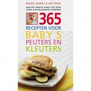 Spiru 365 Recepten voor Baby's, Peuters en Kleuters