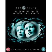 The X Files - Seasons 1-9 plus Movies