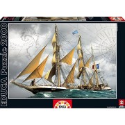 Under Full Sail - Educa 2000 Piece Puzzle