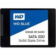 Unidad de Estado Solido SSD 500GB Western Digital Blue SATA WDS500G2B0A