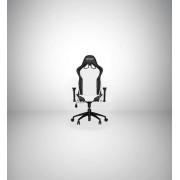 Vertagear VG-SL2000_WBK sedia per videogioco Sedia da gaming per PC Seduta imbottita
