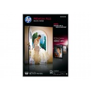 HP Papel fotográfico brillante HP Premium Plus 210 gramos/m² - 20 hojas/A4/210 x 297 mm (CR672A)