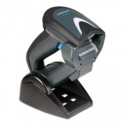 Datalogic Gryphon GM4430 vonalkódolvasó, 2D, soros, cradle, fekete