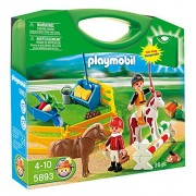 Playmobil Pony Farm Carrying Case Playset