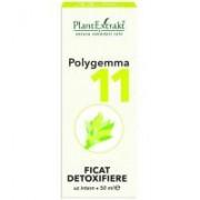 Polygemma 11 - ficat detoxifiere 50ml PLANTEXTRAKT