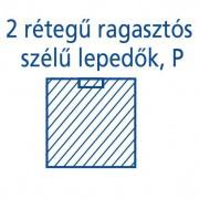 Hartmann Foliodrape Izoláló lepedő rag.széllel P 150x175 cm 13db