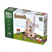 Brick blocuri Trick moară de vânt L (60878)