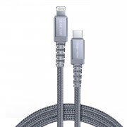 Dux Ducis X2 USB C to Lightning Cable MFi Certified Charging Data Transfer Cord