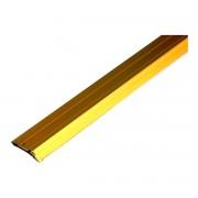Profilo Di Dislivello Adesivo Colore Oro 900x10 Mm