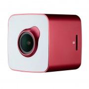 Camera Dvr Auto FHD Roadrunner Cube Prestigio, senzor de imagine Sony, Full HD, Rosu