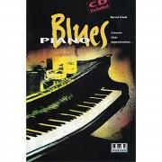 AMA Verlag Blues Piano Bernd Frank,inkl. CD