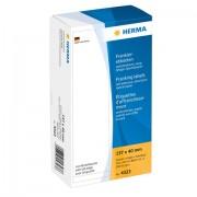 HERMA 4323 etichetta autoadesiva Bianco Rettangolo 500 pezzo(i)
