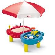 Little Tikes Sand & Sea Vízi játékasztal és homokozó