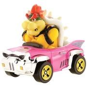 Hot Wheels Mario Kart Bowser fém játékauó