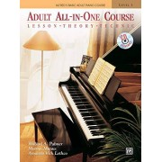 Palmer, Willard A. Adult All-In-One Course: Lesson-Theory-Technic : Level 1