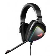 Casti Gaming ASUS ROG Delta RGB, Microfon (Negru)
