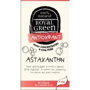 Royal Green Astaxanthin Antioxid. Kapsz.