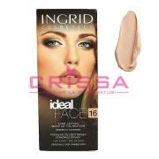 Fond de ten Ideal Face Ingrid Cosmetics - Peach