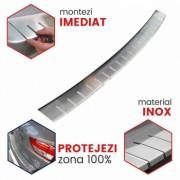 Protectie prag portbagaj inox Toyota Yaris 5D fabricatie 2011-2014