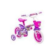 Bicicleta Infantil Mtb Aro 12 Feminina Violet Nathor
