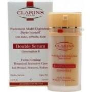 Clarins Double Serum Generation 6 Extra-firming Botanical Intensive Care Serum 2 x 15ml