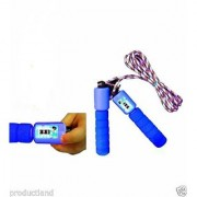 Jumping Skipping Rope With Automatic Counting Meter Lowest Price Adjustable Rope