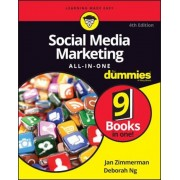 Social Media Marketing All-In-One for Dummies, Paperback