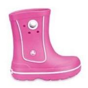 Cizme de cauciuc Wellington Crocs roz