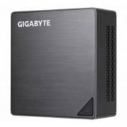 Настолен компютър Gigabyte Brix BRi7H-8550, процесор Intel Core i7-8550U, 2 x SO-DIMM DDR4, USB Type-C, WF+BT, черен, GA-PC-BRi7H-8550