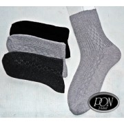 Ponožky pánské silné, velikost 31-32
