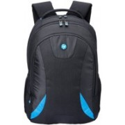 HP 8 inch Expandable Laptop Backpack(Blue, Black)